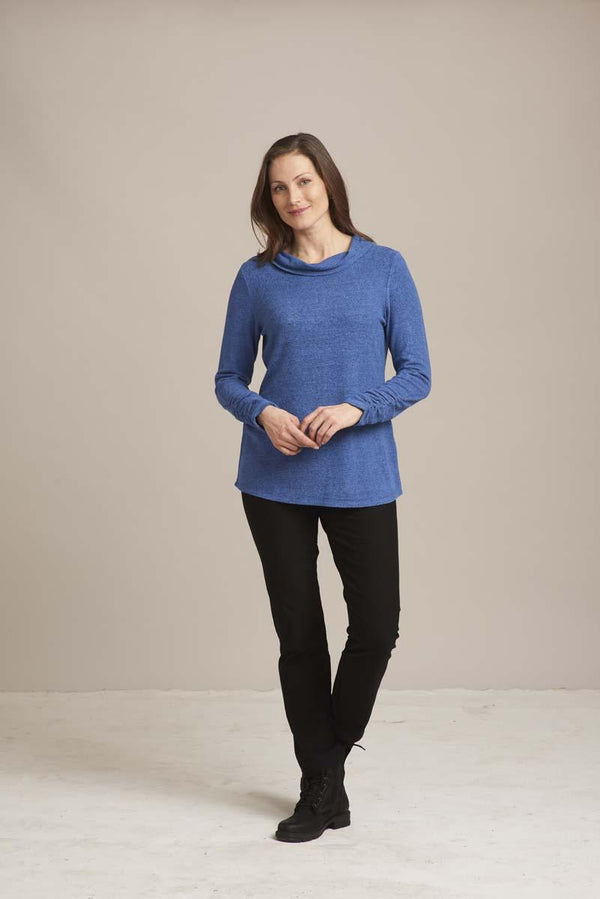 Lofty Fleece Top