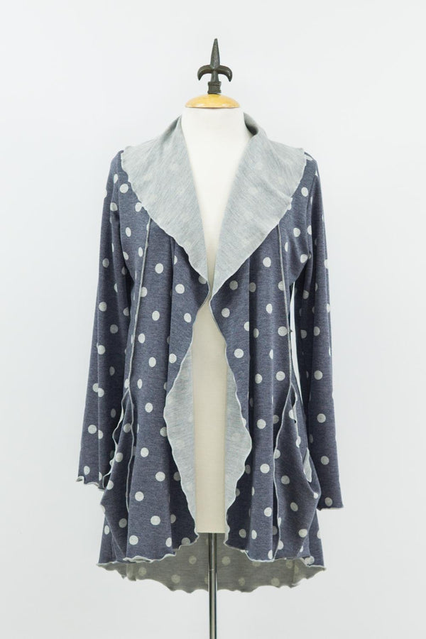 Dots Cascade Jacket