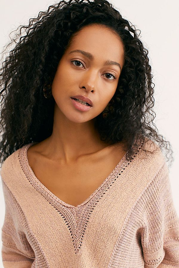 Crop Knit Sweater