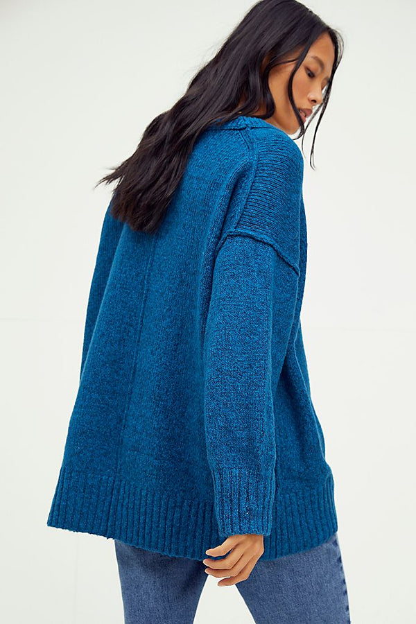 Slouchy Sweater Tunic