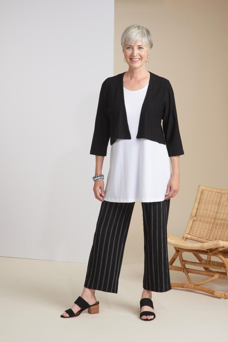Stripe Rayon Flood