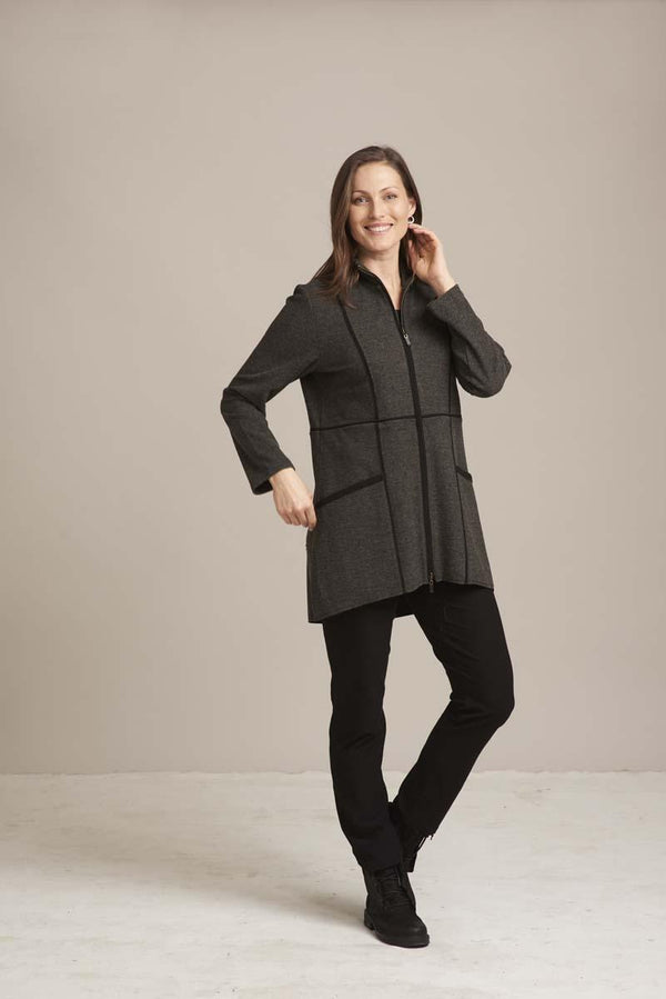 Seam Double Face Car Coat