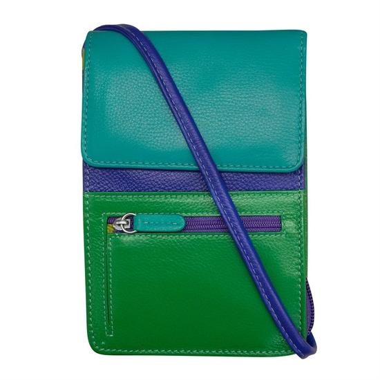 Tropical Organizer Crossbody