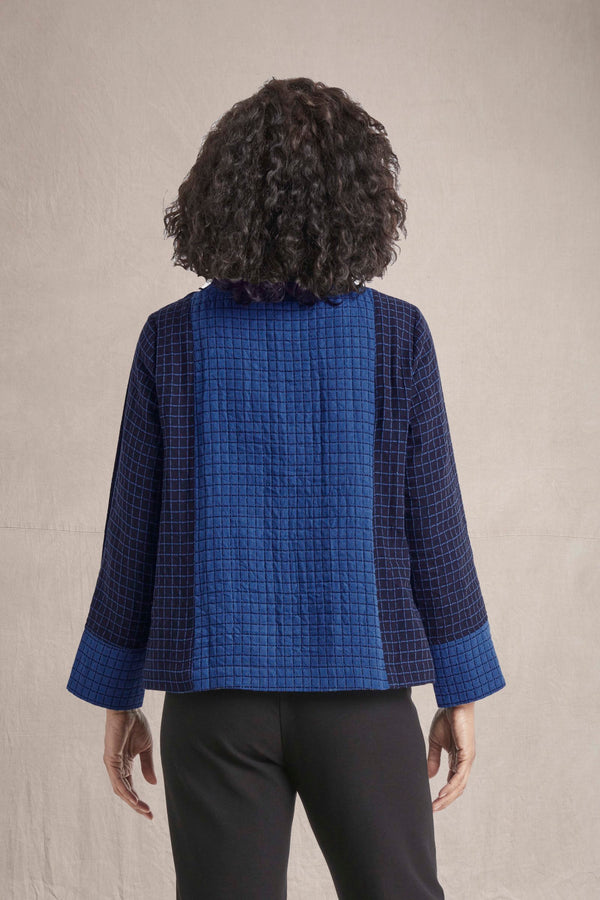 Windowpane Pullover