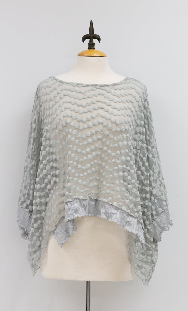 Bubble Lace Topper