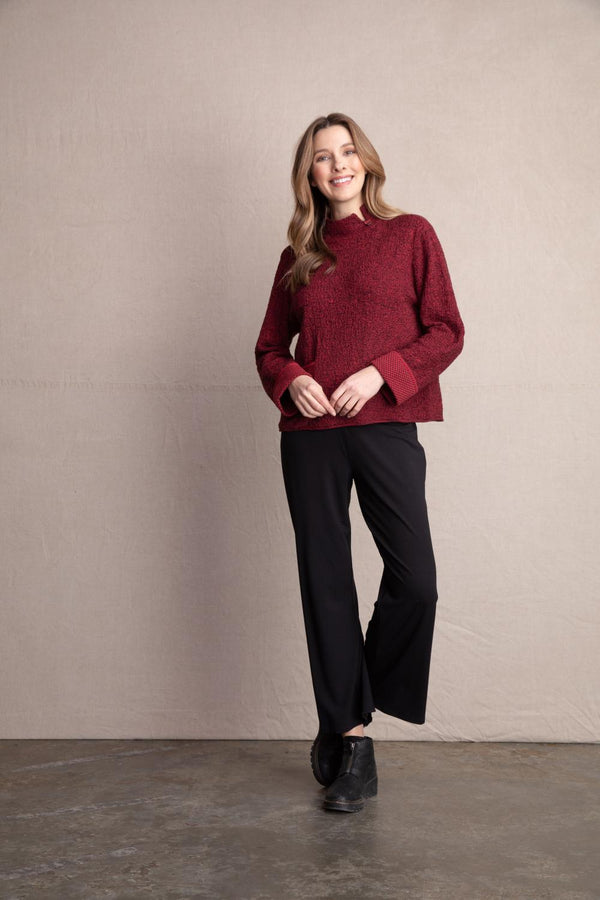 Barn Pocket Sweater