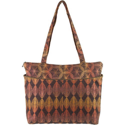 Cacao Sienna Tote Bag