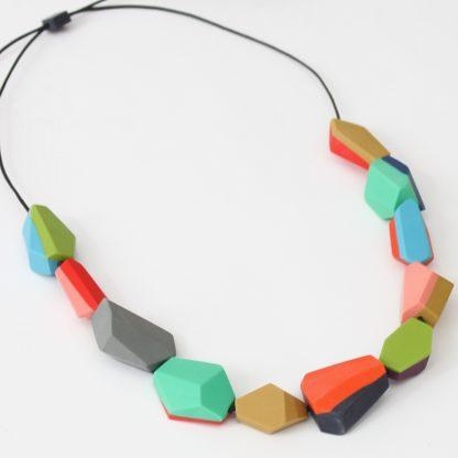 Helena Rainbow Necklace