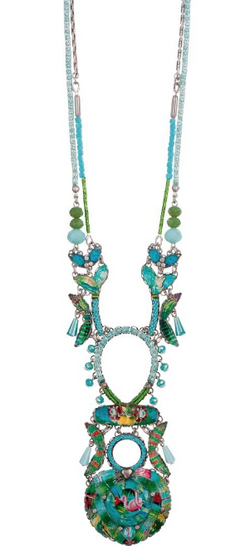 Sonora Green Necklace