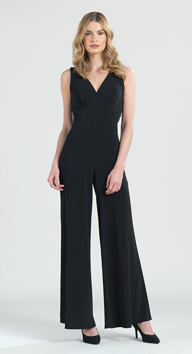 Flattering Travel Jumpsuit