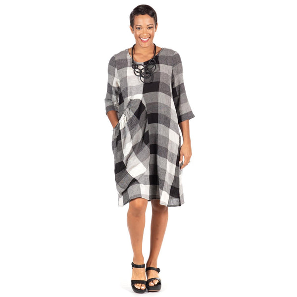 Plaid Easy Dress