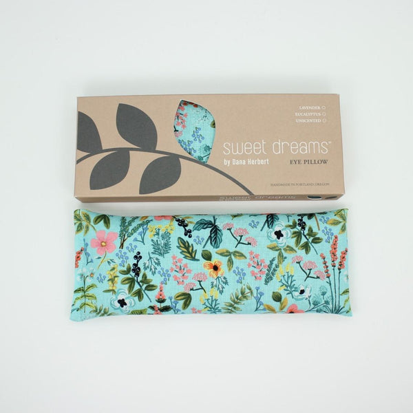 Botanical Eye Pillow