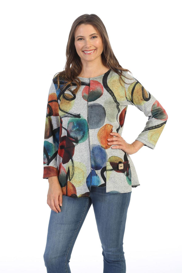 Confetti Pocket Sweater Tunic