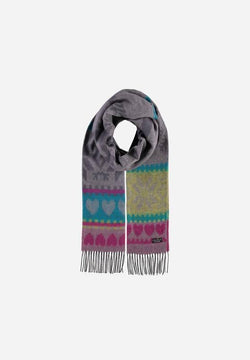 Mountains Soft Scarf