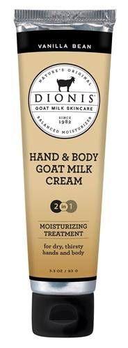 Vanilla Bean Hand Cream