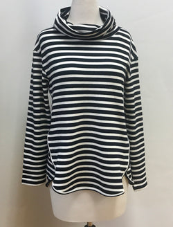 The Ultra Cozy Stripe Top