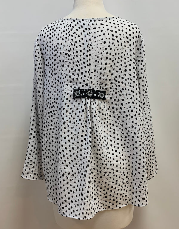White Dot Jacket