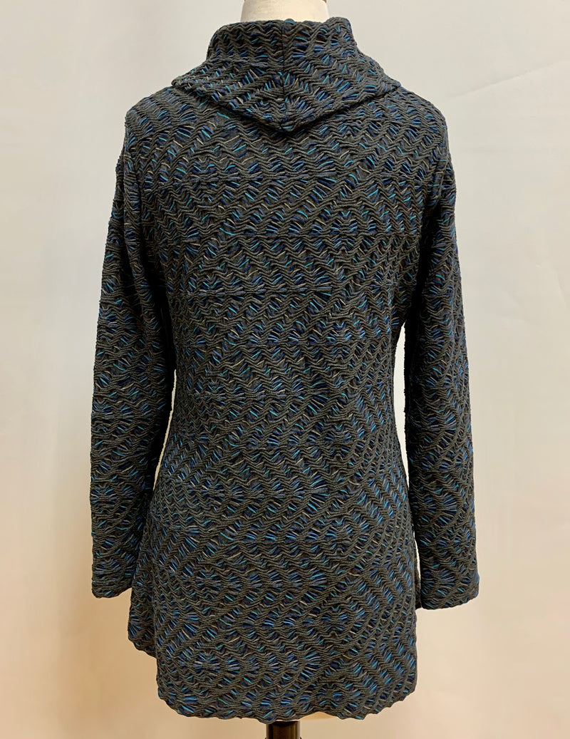 Moonstone Cowl Tunic
