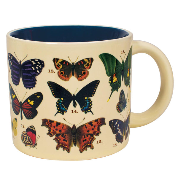 Butterflies Color Changing Mug