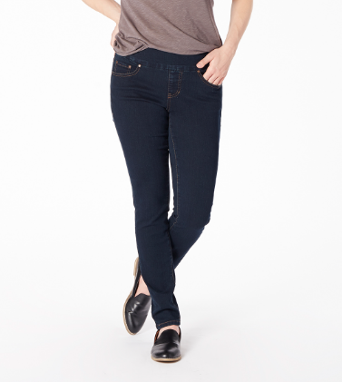 Nora Skinny Pull On Jean