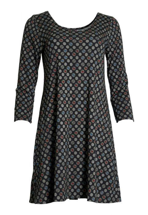 Dot Easy Fit Dress