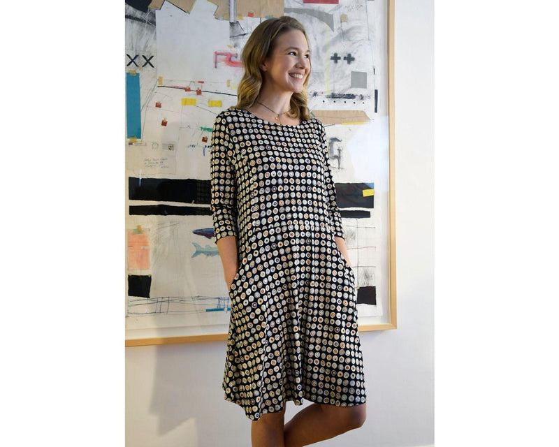 Dots Pocket Dress