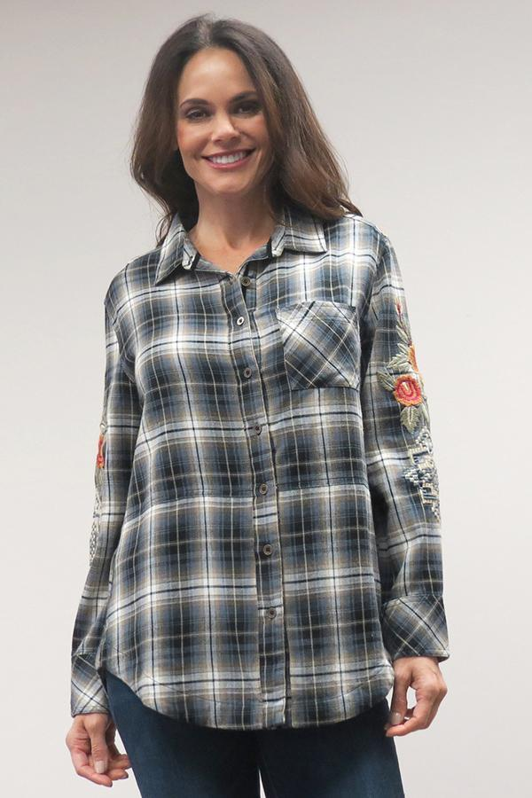 Plaid Rosie Shirt