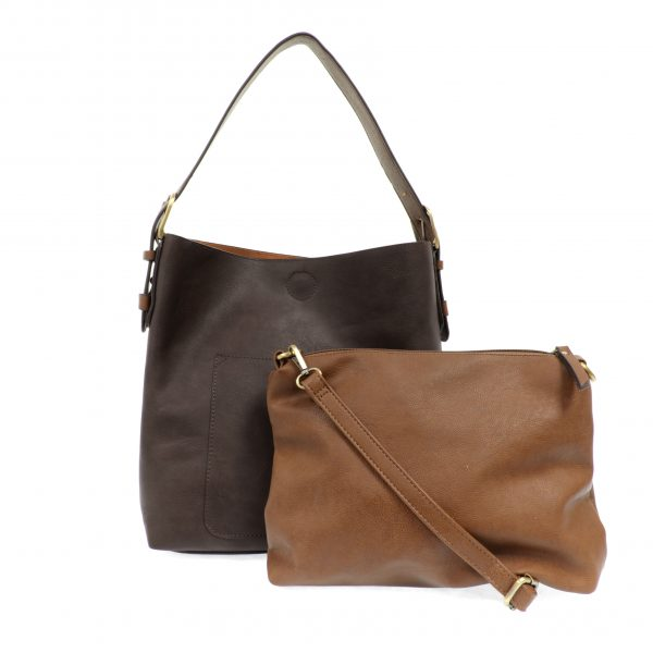 Coffee Hobo Tote