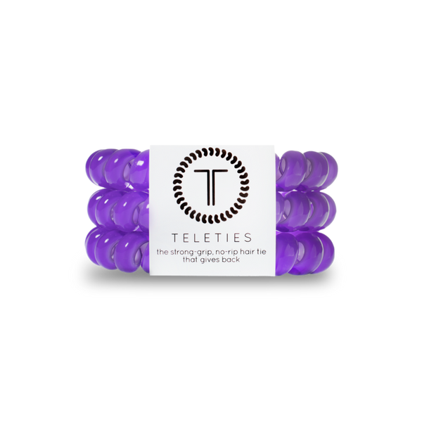 Ultraviolet Hair Tie Set/3