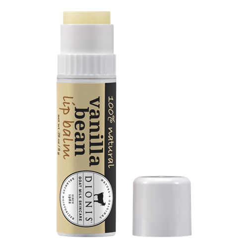 Vanilla Bean Natural Lip Balm