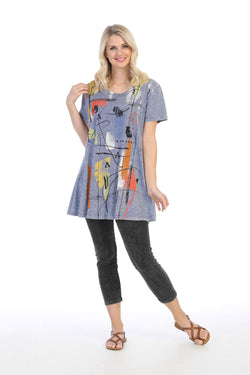 Art Cotton Mineral Tunic