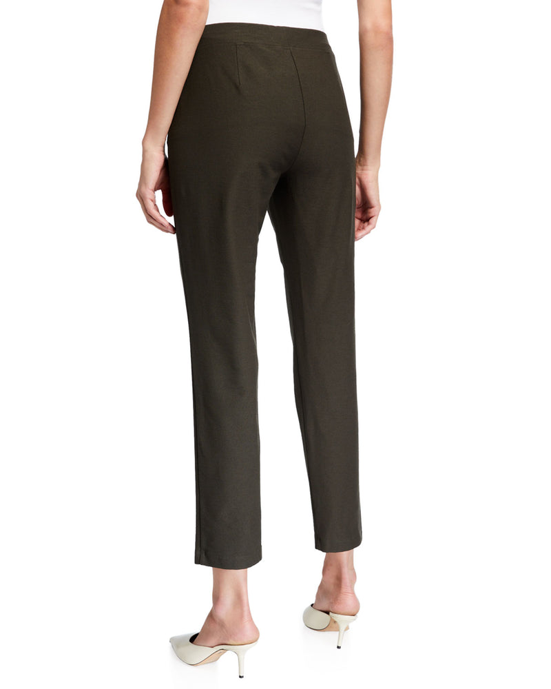 Graphite Slim Ankle Pant