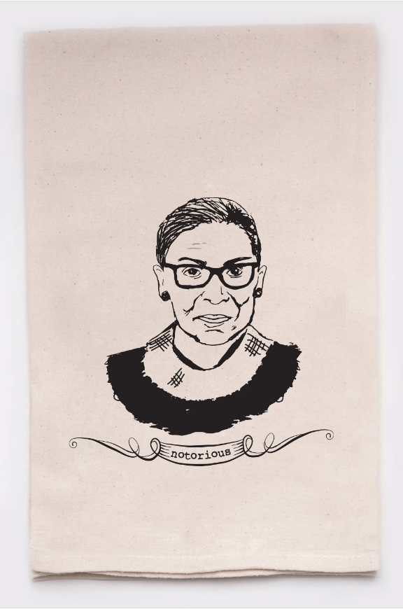 RBG Tea Towel