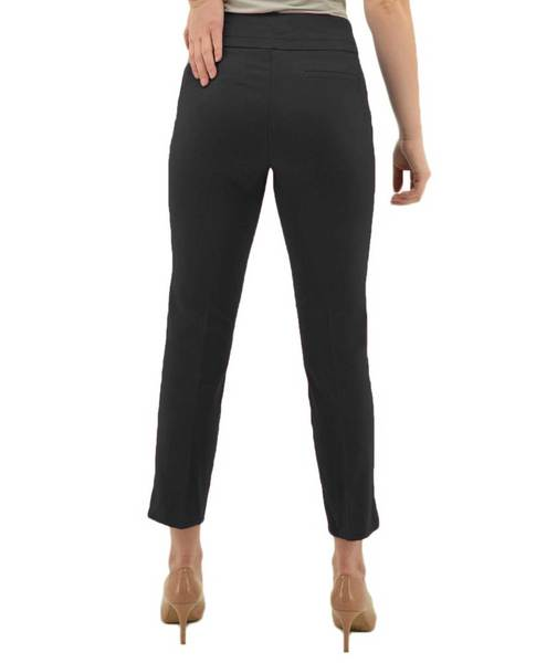 Charcoal Cigarette Ankle Pant
