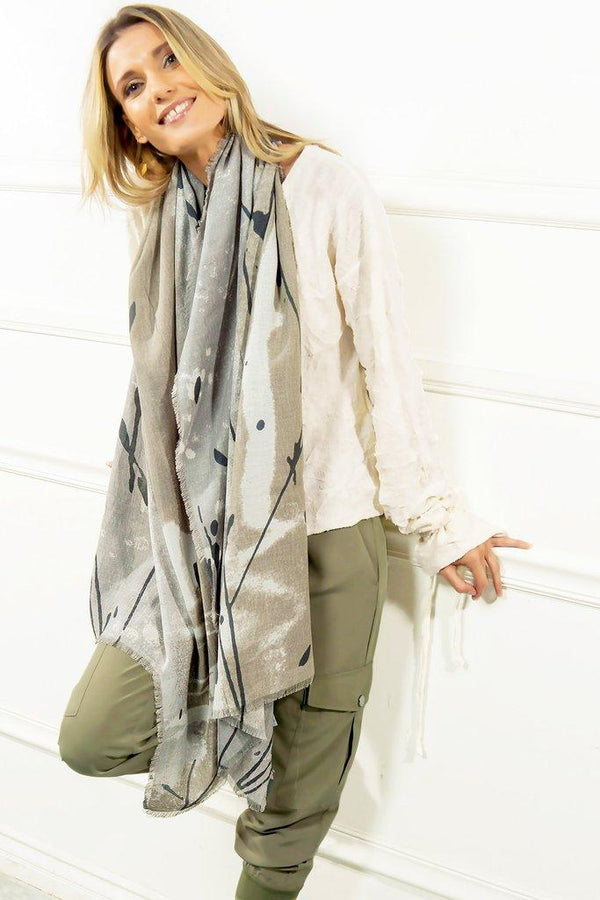 Stone Sea Breeze Scarf
