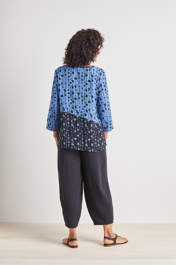 Spray Dots Pullover