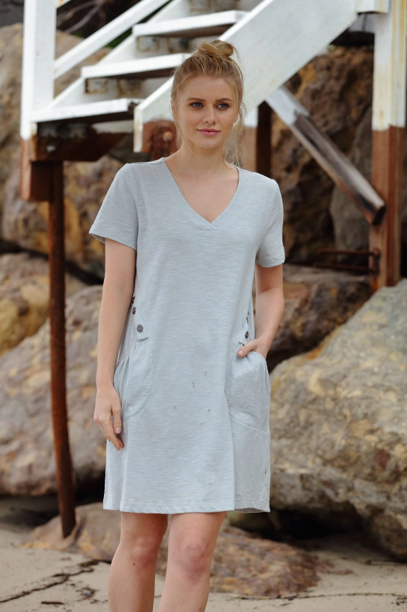 Go-To Cotton Dress