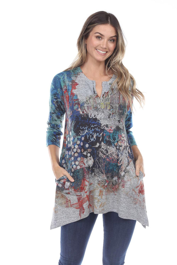 Provence Pocket Tunic