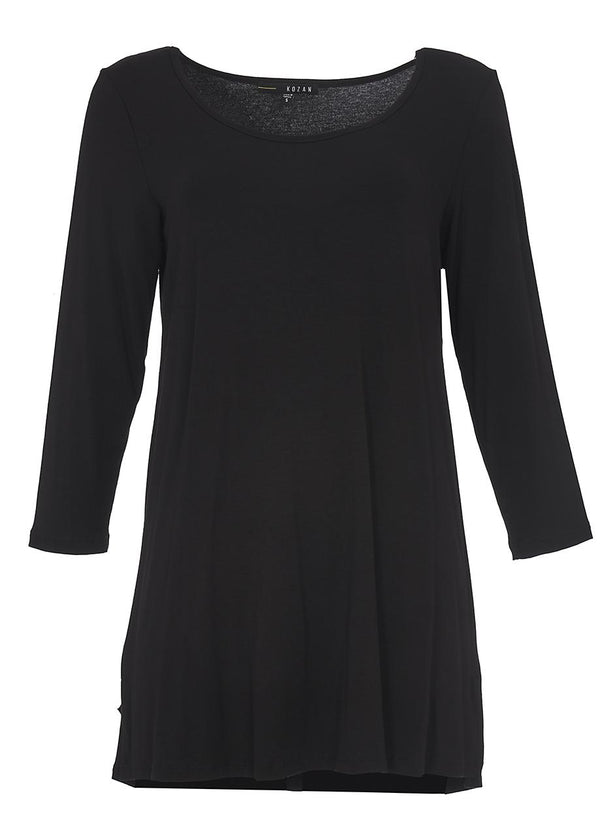 Tencel Knit Tunic