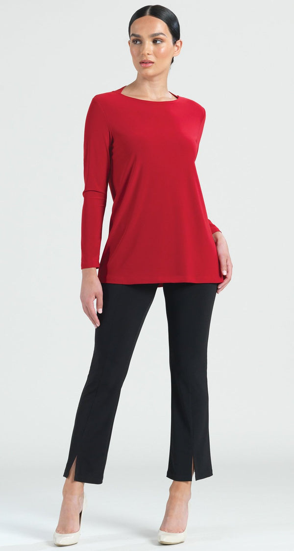 Red Cross Back Tunic
