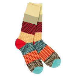 Brights Mix Crew Sock