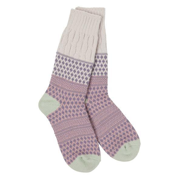 Soft Mix Crew Sock