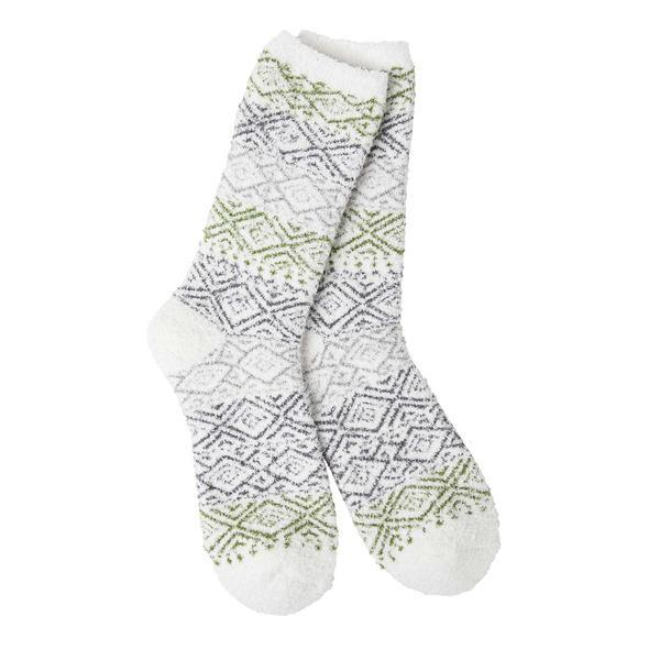 Diamonds Ultra Cozy Sock