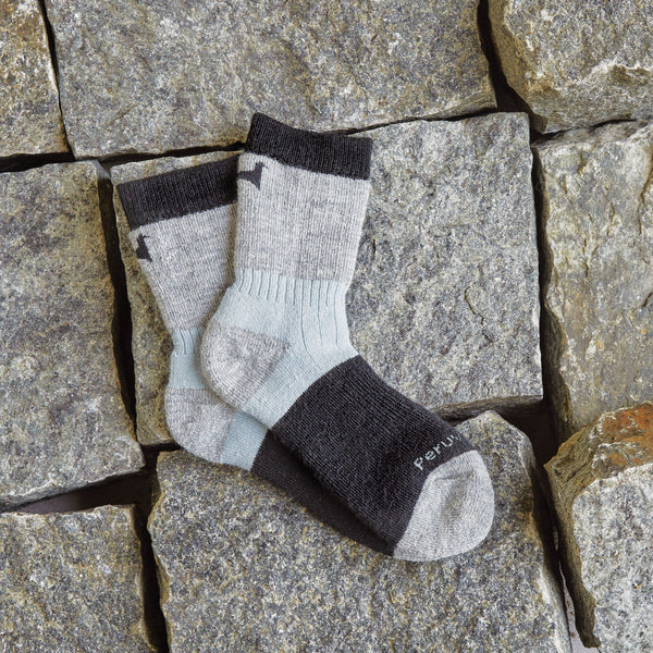 Alpaca City Crew Sock