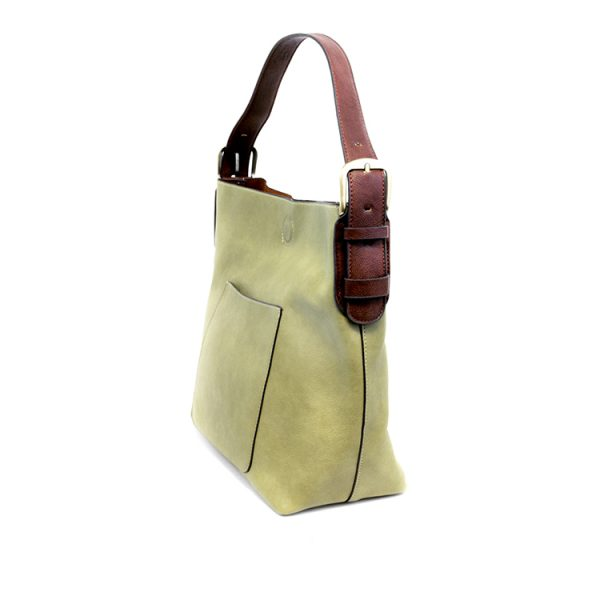 Green Guild Hobo Handbag