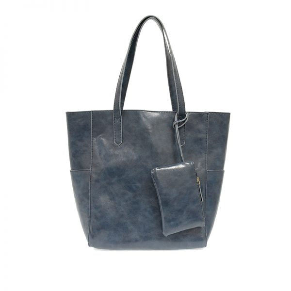 Blue 2 in 1 Tote