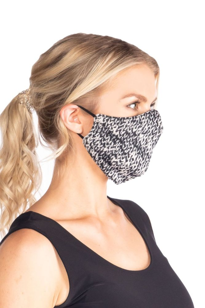 Weave Stretch Face Mask