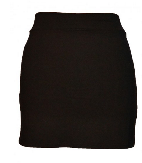AMY MINI SOLID BLACK