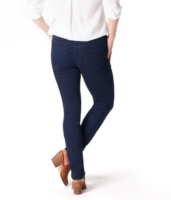 Nora Skinny Light Wash Jean