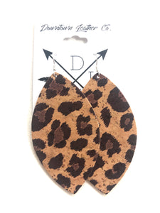 Surf's Up Cheetah Cork